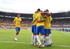 Neymar và Coutinho khiêu vũ, Brazil vùi dập tuyển Áo