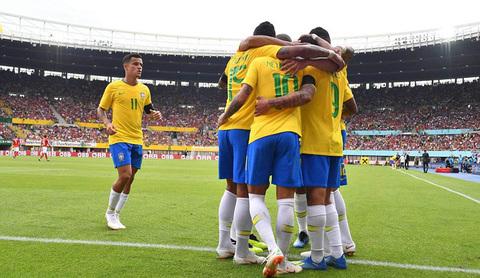 Video Áo 0-3 Brazil