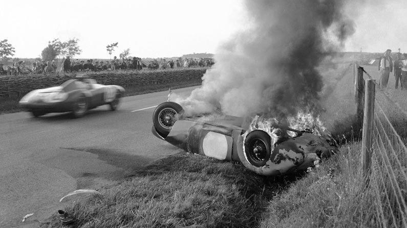 ngày này năm xưa,tai nạn,thảm kịch,đua xe