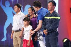 Việt Hương nghẹn ngào vì hoàn cảnh của cô bé rơi xuống giếng