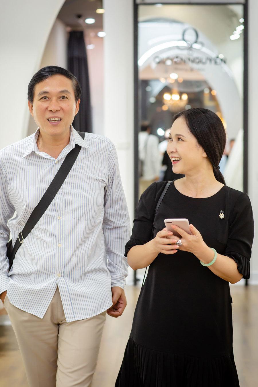 NSND Lan Hương,Đỗ Kỷ