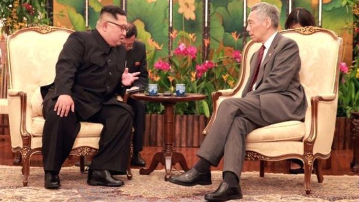 Triều Tiên,Donald Trump,Singapore,Kim Jong Un