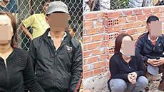 Người dân vây bắt cặp vợ chồng đi bốc thuốc nghi bắt cóc trẻ em, kiểm tra cốp xe phát hiện kẹo nhiều màu
