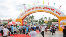 'Cháy vé' ngày hội Bia Hà Nội tại Quảng Trị