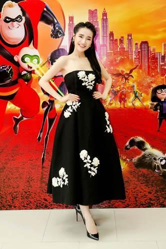Incredibles 2,Gia Đình Siêu Nhân 2,Nhã Phương,Phía trước là bầu trời,phim chiếu rạp