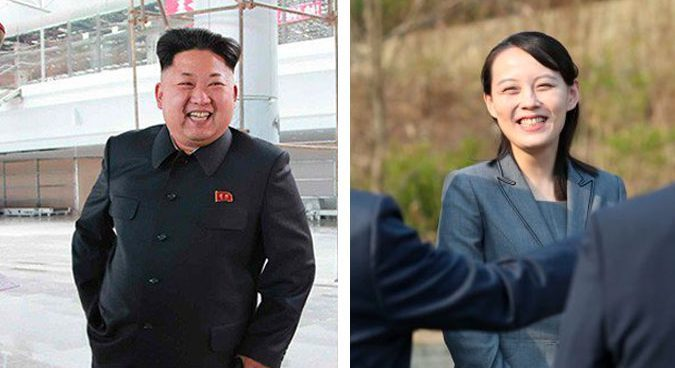 Vì sao em gái Kim Jong Un không đi cùng máy bay với anh trai?