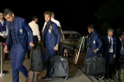 Brazil đến Nga