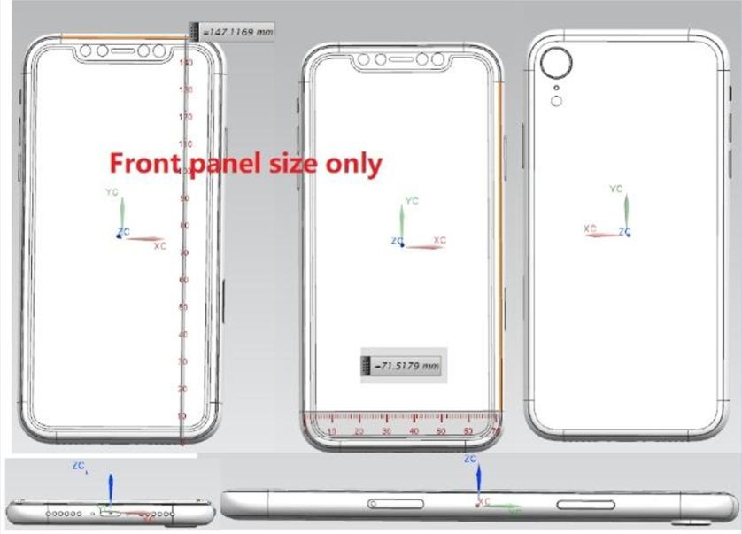iPhone 2018,iPhone X Plus,iPhone X,iPhone Xs,Điện thoại iPhone,iPhone,iPhone 9