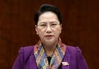 QH kêu gọi nhân dân bình tĩnh, tin tưởng vào quyết định của Đảng, Nhà nước
