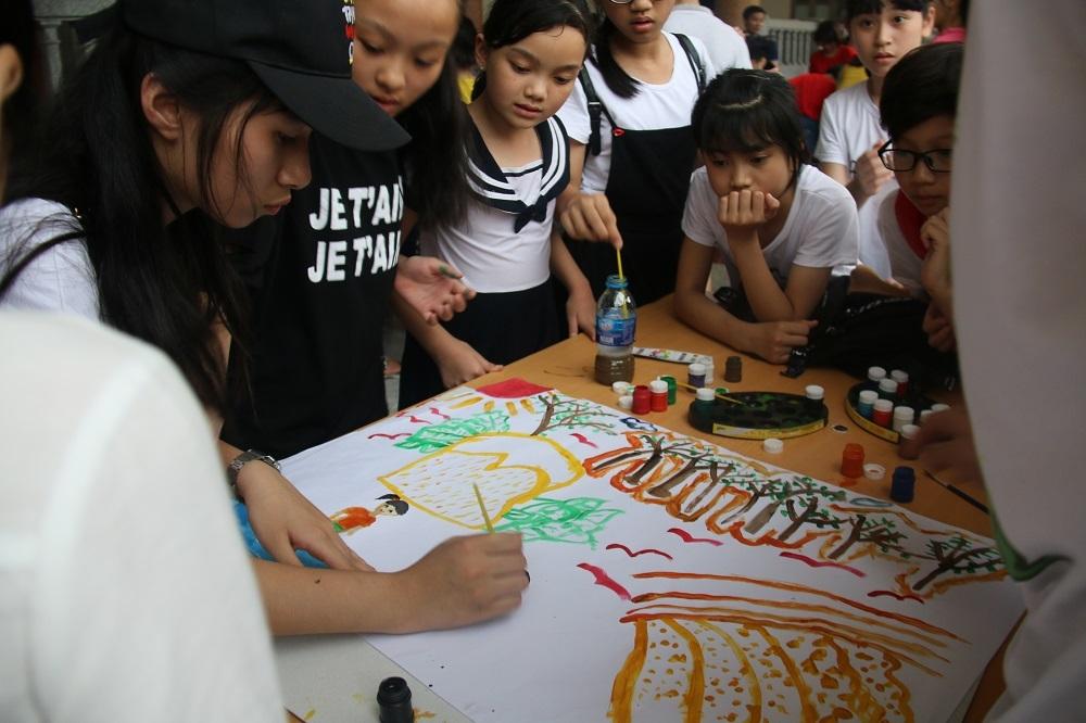 Tủ sách Lam Sơn,trại hè,trò chơi dân gian