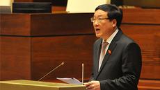 Chánh án TAND Tối cao Nguyễn Hoà Bình: 'Đặc xá hơi bị lạm dụng'