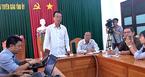 Bình Thuận thông tin vụ người quá khích đập phá trụ sở UBND tỉnh