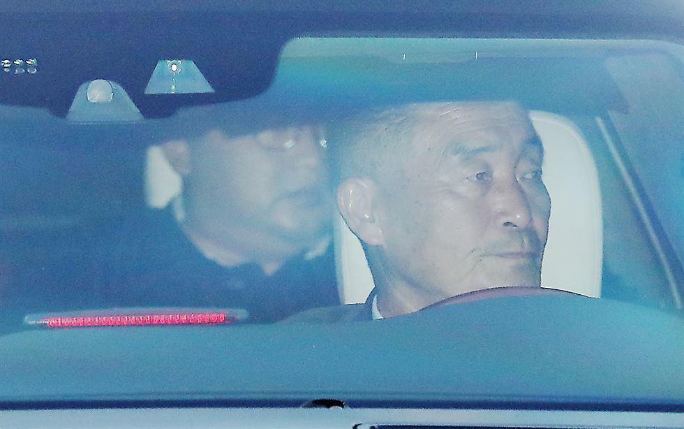 Lộ diện 'tài xế số 1' của Kim Jong Un