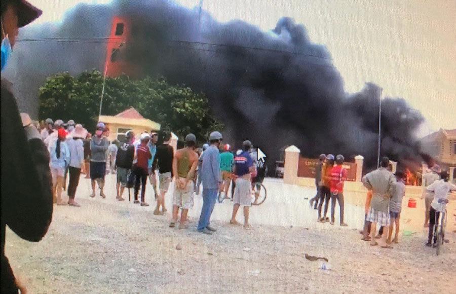 bạo loạn,đặc khu,luật đặc khu,Bình Thuận,tụ tập đông người