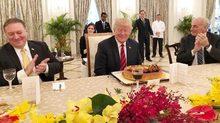 Ông Trump được Thủ tướng Singapore chúc mừng sinh nhật sớm