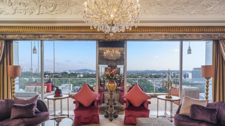 Kim Jong Un,Donald Trump,thượng đỉnh Mỹ - Triều,khách sạn
