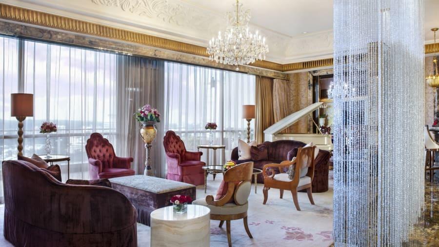 Chiêm ngưỡng khách sạn sang trọng Kim Jong Un ở