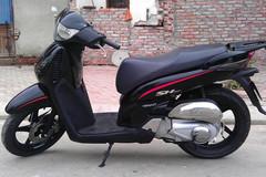 Xe Honda SH đi 10 năm rao bán...150 triệu đồng