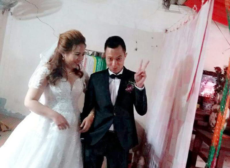 Hôn nhân,Đám cưới,Lấy chồng xa,Tình yêu