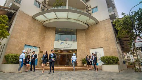 Trường Quốc tế CHM: Bắt đầu nhanh, thành công sớm
