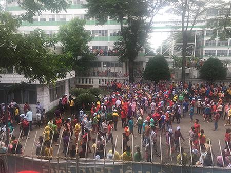 luật đặc khu,đặc khu,tụ tập đông người,bạo loạn,Sài Gòn