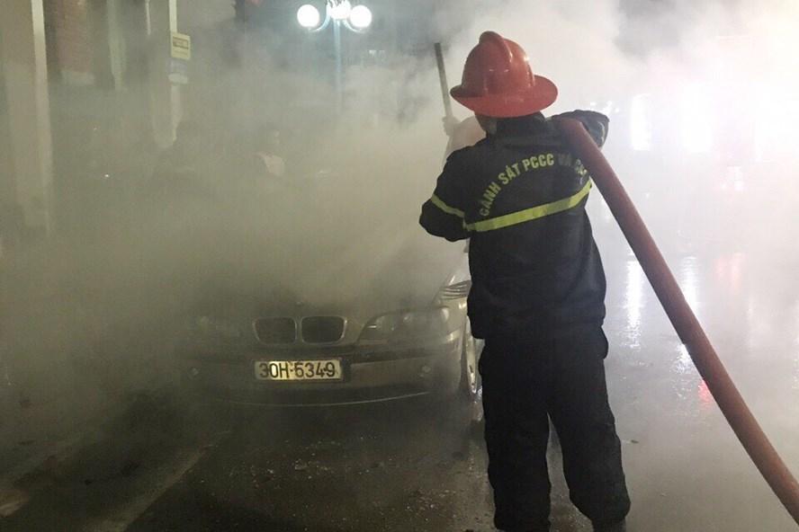 cháy,cháy ô tô,Quảng Ninh,Hạ Long
