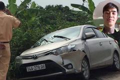 Tạm giữ nghi can cắt cổ tài xế, cướp taxi ở Hải Dương