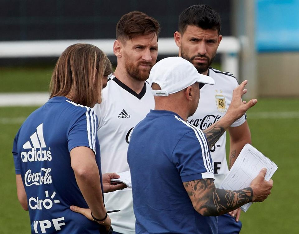 Argentina,World Cup 2018,Messi,Aguero