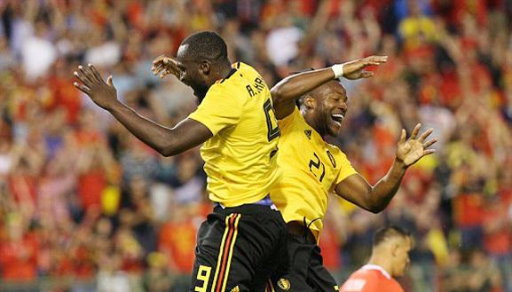 Bỉ,Costa Rica,Lukaku,World Cup 2018,Giao hữu quốc tế