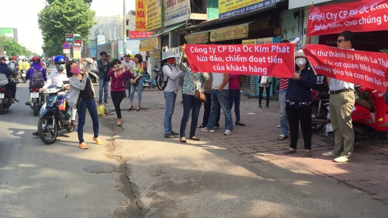 Mua phân phối nhà đất,sốt đất nền,doanh nghiệp địa ốc Kim Phát