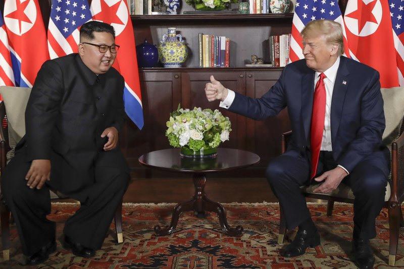 Mỹ,Triều Tiên,Kim Jong Un,Donald Trump,Singapore