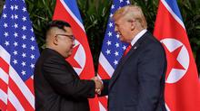Thế giới 7 ngày:Thượng đỉnh Mỹ-Triều chấn động thế giới