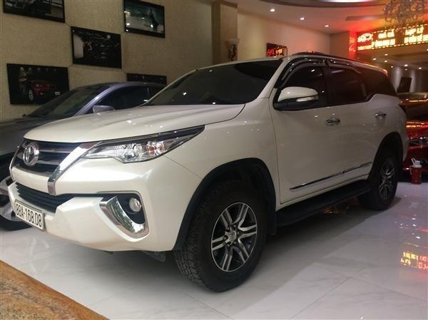 ô tô nhập khẩu,Toyota Fortuner,doanh số bán xe