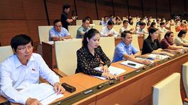 Quốc hội thông qua luật An ninh mạng