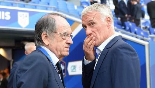Sếp bự Pháp bị... cấm cửa, Hazard nhận cảnh báo