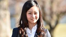 Công chúa xinh đẹp nhất hoàng gia Nhật hoàn thành khóa học ở Anh