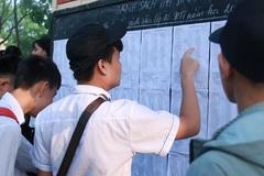 Công bố biểu điểm chấm môn văn thi lớp 10 ở Hà Nội