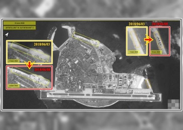 Tên lửa phòng không,Mỹ,Trung Quốc,Biển Đông
