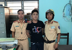 CSGT truy bắt cướp trên đường phố Sài Gòn