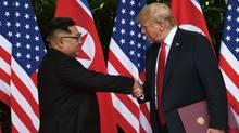 Tua lại toàn cảnh Hội nghị thượng đỉnh lịch sử Mỹ-Triều