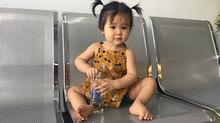 Bé gái mắc bệnh tim phức tạp đã được phẫu thuật