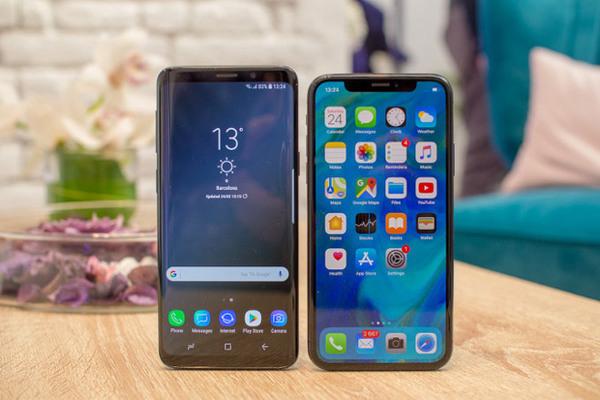 Lật đổ iPhone X, Galaxy S9 bán chạy nhất tháng 4/2018