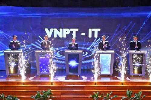 Ra mắt Công ty Công nghệ thông tin VNPT-IT