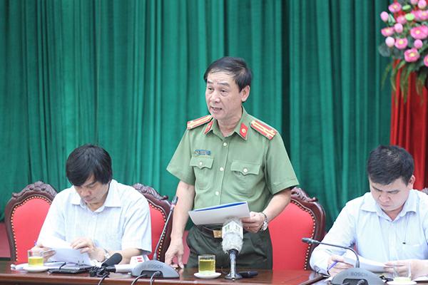 Công an Hà Nội: Không chấp nhận hành vi đốt phá như ở Bình Thuận