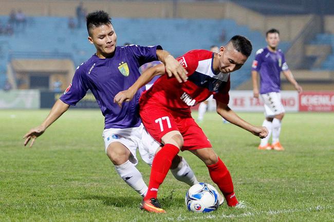 Hà Nội FC,Than Quảng Ninh,HLV Phan Thanh Hùng