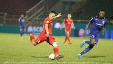 Phi Sơn ghi tuyệt phẩm, HLV Miura 8 trận vẫn chưa biết thắng