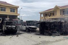 Bình Thuận: Sẽ xử lý nghiêm đối tượng kích động, quá khích
