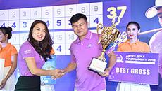 Golfer Đường Ngọc Dương vô địch Artex Golf Tournament 2018