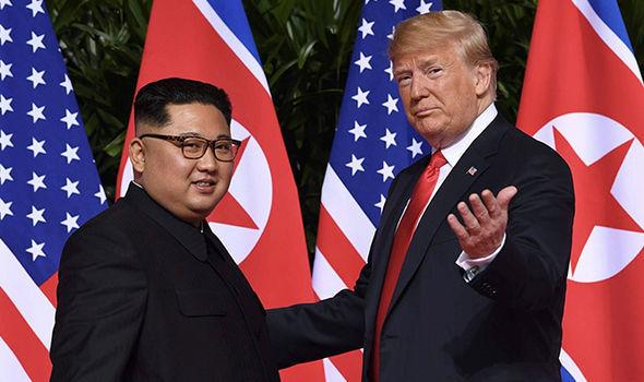thượng đỉnh Mỹ-Triều,Hoa Kỳ,Triều Tiên,Hàn Quốc,Tổng thống Donald Trump,Chủ tịch Kim Jong Un,phi hạt nhân