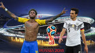 Brazil vs Đức: Chung kết trong mơ và Neymar đòi nợ?